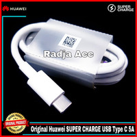 Kabel Data Huawei P20 Pro P20 Lite Original 100% Fast Charging Type C