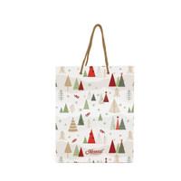 Paper Bag Natal Christmas Time - Triangle