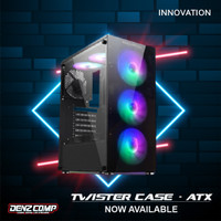 Gaming Case - Innovation Twister - ATX