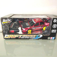 Mobil Remote Control RC AUDLEY RACE-TIN DRIFT SERIES 1:24 LANCER EVO 4