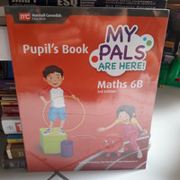 MY PALS ARE HERE MATHS 6B PUPIL'S BOOK.3rd Edition.