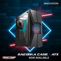 Gaming Case - Innovation Bazooka - ATX