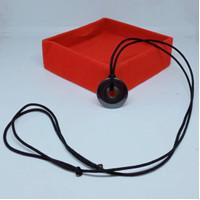 kalung magnet bulat terapi