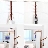 Gantungan Baju Pakaian Hook Lemari Hanger Pintu Portable Door Hook