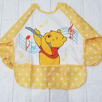 Slaber baju celemek makan melukis main bayi balita