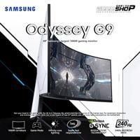 "Samsung Odyssey G9 - 49"" Gaming Monitor"