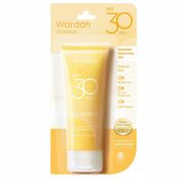 Wardah Sun Care Sunscreen Gel SPF 30 tabir surya sunblock 40 ml - BPOM