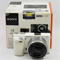 Sony Alpha A6000 KIT 16-50mm E 3.5-5.6 OSS not A6300 a6500 a5100 USED