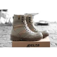 Sepatu Safety Boots King NINJA Sepatu PDL Safety ujung Besi Bikers
