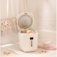 LITTLE DIMPLE MINI RICE COOKER IVORY