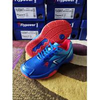 Sepatu Badminton ANAK Flypower Plaosan 07 Junior & Kid Original