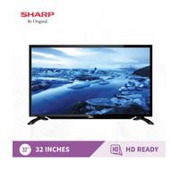 SHARP LED TV 32 Inch HD - 2T-C32BA2i promo!!!