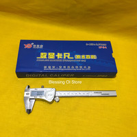 SIGMAT DIGITAL / VERNIER CALIPER/JANGKA SORONG HARDENED STAINLESS 6 IN