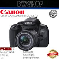 CANON EOS 850D KIT 18-55MM IS STM - CANON 850D