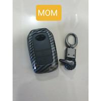 Cover Remote / kondom kunci Carbon All New Innova Venturer / Q