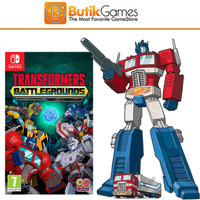Transformers Battlegrounds Switch Nintendo Switch