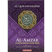 Promo Al qur an murah terjemah tajwid Al amzar ukuran A5