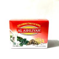 Susu Kambing Al Ashliyah Plus Herbal, Tidak Prengus, Enak, Bergizi.