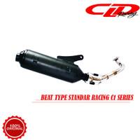 Knalpot Motor CLD Racing Honda Beat Scoopy Vario Type Standar Racing