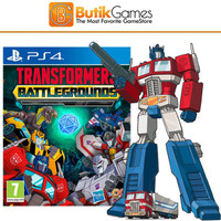Transformers Battlegrounds PS4 Game PS4
