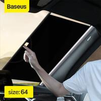 Baseus Car Window Sunshade Sun Shield Tirai Anti Panas Kaca Mobil