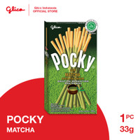 Glico Pocky Greentea