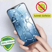 Anti Gores Screen Anti ‐ MICROBIAL For S8/S9/S10/Note 20 Anti Virus