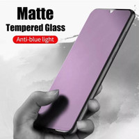 Tempered Glass Ceramic Oppo Reno 4 Anti Blue Light Matte