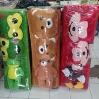 surpet kasur karpet lantai motif karakter kualitas premium - Mickey mouse, 120 x 180