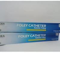 Folley catheter latex 2 way GEA