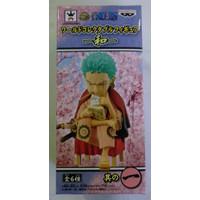 ONE PIECE ZORO WCF JAPANESE STYLE Bandai mini action figure One piece