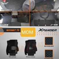 Karpet mangkok maxmat 7D Otoproject black Xpander / Cross Full Bagasi