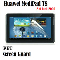 Huawei Mediapad T8 8.0 inch 2020 PET Screen Guard Protector Anti Gores