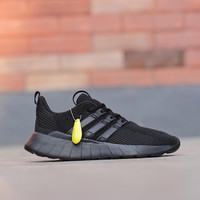 Sepatu Sneakers Adidas Questar Flow All Black