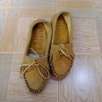 Slip on Import/Slip on wanita/Sepatu Second import/Size 38