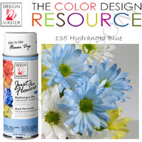 Just For Flower Hydrangea Blue 135 - Design Master - Pewarna Bunga