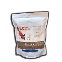 Pelet Pakan Ikan Koi LC Koi Food PREMIUM GROWTH Floating Type 2 kg