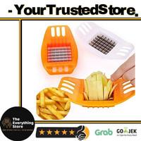 TheEverythingStore Potato Slicer / Pemotong Parutan peeler Kentang