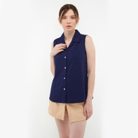 Blanik Lilyan Top Navy