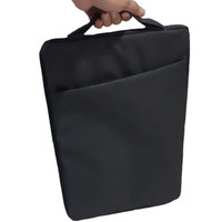 Softcase Laptop 14 inch sleeve case black - Hitam, 14 inch