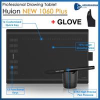 Huion New 1060 Plus 1060P Pro Pen Tablet Desain Grafis like WACOM