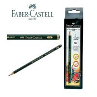 Pensil 2B Faber Castle