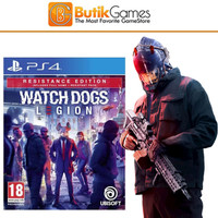 Watch Dogs Dog WatchDogs Legion Resistance Edition PS4 PS5