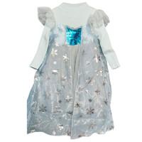 Elsa Dress / Dress anak model Elsa - MOEJOE