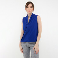 Blanik Clare Top Blue