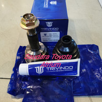 Cv joint as roda luar drive shaft luar etios valco