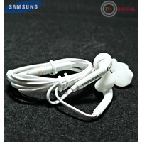 Earphone Samsung Headset A70 A71Super Bass ORI 100% - Putih