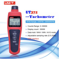 UNI-T UT372 Tachometers Target RPM Range 10~99999 MAX/MIN/AVG Test