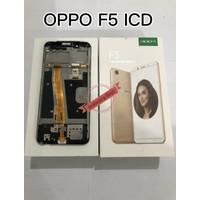 LCD TOUCHSCREEN OPPO f5 ORIGINAL FULLSET