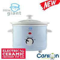 Slow Cooker Little Giant 2.5L Electrical Ceramic Crockery Pot 2,5L